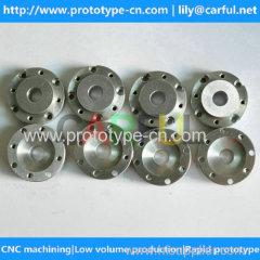 OEM CNC machined Micro Products CNC Turning & CNC Milling China