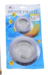 durable high guarantee Stainless steel wide-side punching floor drain