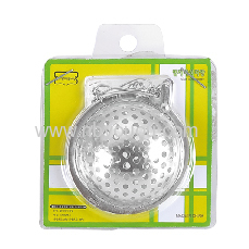 quality guarantee Stainless steel punching tea strainer