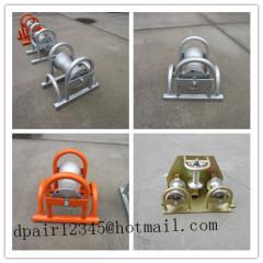Cable Roller orner Rollers Manhole Quadrant Roller