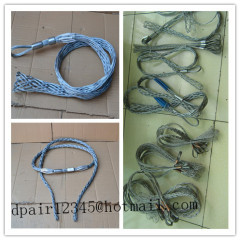 Pulling gripSupport grip Non-conductive cable sock