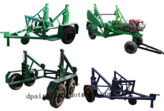 Pulley Carrier Trailer Pulley Trailer Cable Trailer Drum Trailer