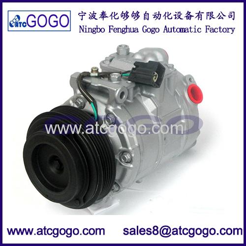 GOGO 7SBU16C A/C Compressor FOR Cadillac STS 2005-2011