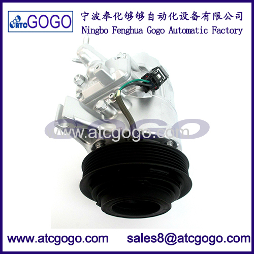 A/C Compressor For Buick Lucerne Cadillac DTS 2006-2011