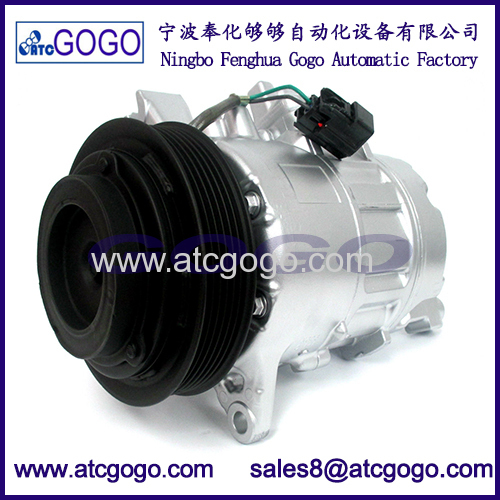 A/C Compressor for Buick Lucerne Cadillac DTS 2006-2011 (7SBU16H) 97384