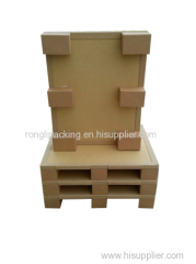 China direct paper pallet