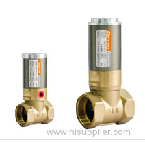 Right angle valve Q22HD series