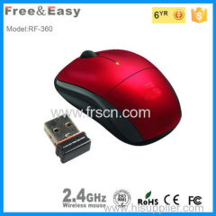 Factory wireless mouse wholesale