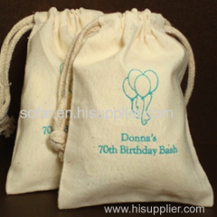 100% Cotton Pouch/ Muslin Bag/ Cotton Tea Bag/ Cotton Food Packing Bag