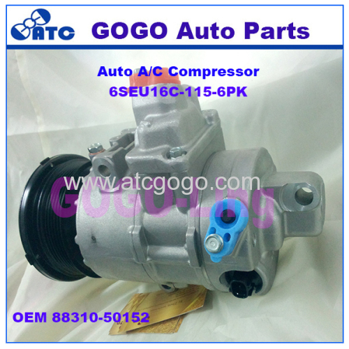 6SEU16C Auto A/C Compressor for LEXUS LS430 2004-2006