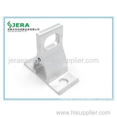 Bracket Designed for mounting Tension clamp wires main lines.