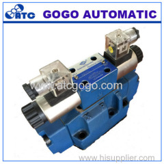 WEH Series Electro-Hydraulic Operated Directional Valves