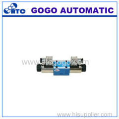 Flow Control Valves Solenoid Operated Directional Control Valve