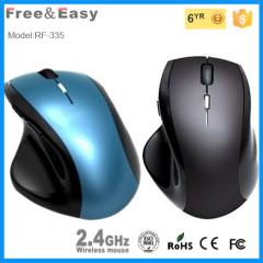 big size optical ergonomic mouse