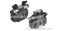 Electro- hydraulic directional control valve