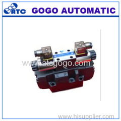 Electro hydraulic Directional Valves
