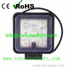 5W Car Offroad Truck SUV 5 LED Work Light Spot Beam Lamp DC 12/24V IP67 New