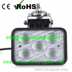 50W CREE 5 LED Work Light Lamp Spot Beam For Off Road Truck SUV