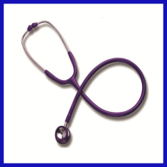 colorful Multifunctional stainless steel Stethoscope