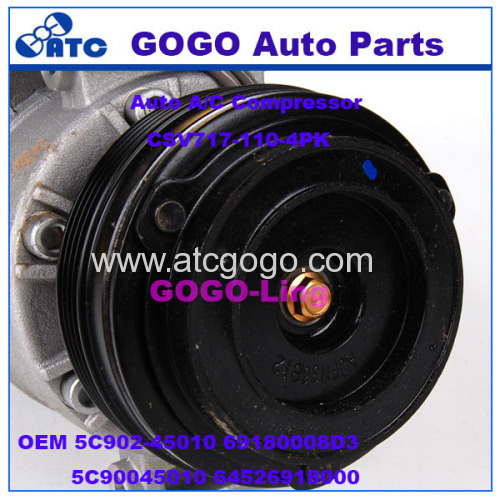 CSV717 Auto A/C Compressor for BMW X5 5C902-45010
