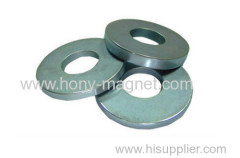 strong Neodymium Ring industrial magnets sale