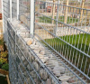Welded Mesh Stone Fence Netting Wall