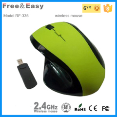 new 2.4g wireless mouse laser