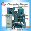 Lubricating Oil Regeneration Plant/used Hydraulic lubricating oil filtration