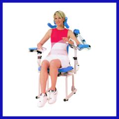 Digital shoulder rehabilitation equipment for hospital use