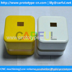 cnc machining and prototyping plastic ABS PC parts in China