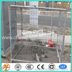 wire mesh garbage cage