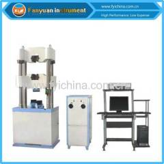 universal tensile bending compress testing machine