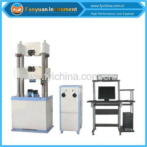 electro-hydraulic servo universal Test Machine