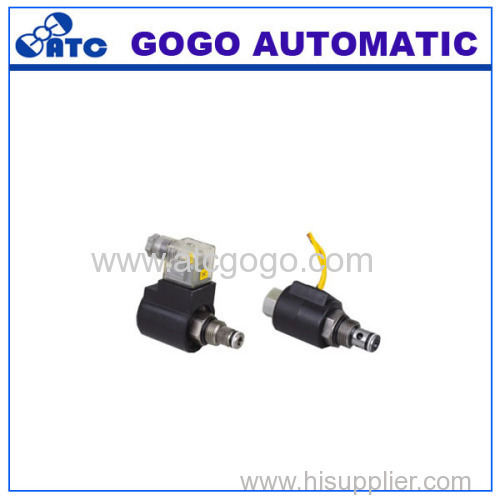 2-way 2-position series threaded cartridge valve