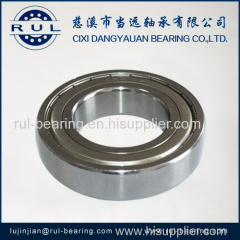 inch deeply groove ball bearings