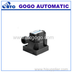With solenoid direction control pilot operated unload valve