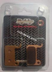 bike accessories sintered brake pad for SHIMANO DEORE