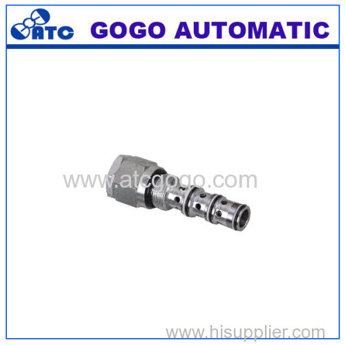 Hydraulic pressure operated directional valve