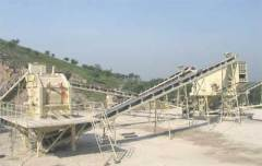 stone production line impact mobile crushing plant on sale