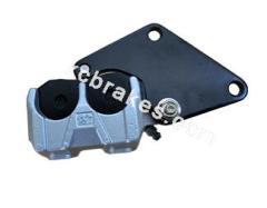 hydraulic disc brake pad for brake lower
