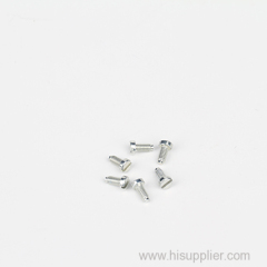 2015 Hot Sales Wholesale stainless steel custom made special high quality micro computers screw with shoulder