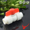 PPR Fittings Double Uinion Plastic Ball Valve