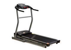 2 step manual incline Home treadmill