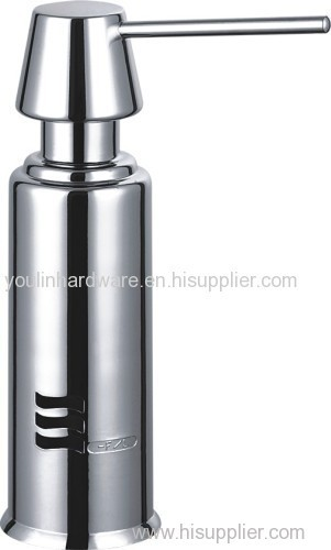 Soap dispenser air gap for auto body repair tools