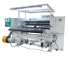 High speed film slitting machine