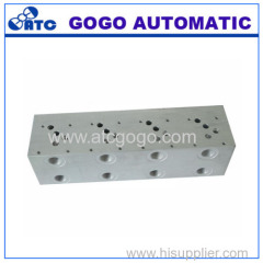 NG10 Cetop 5 Series Standard Manifold Block (A05P/D05P/A05S/D05S)
