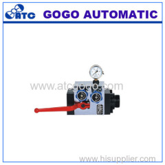 AQF type accumulator safety valve ball valve