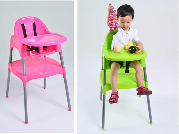 e84725444c16 kids baby high chair feeding sitting highchair from China ...