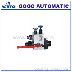 AJ type accumulator control valve group
