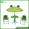 Animal Outdoor Folding Children Beach Chair with Table